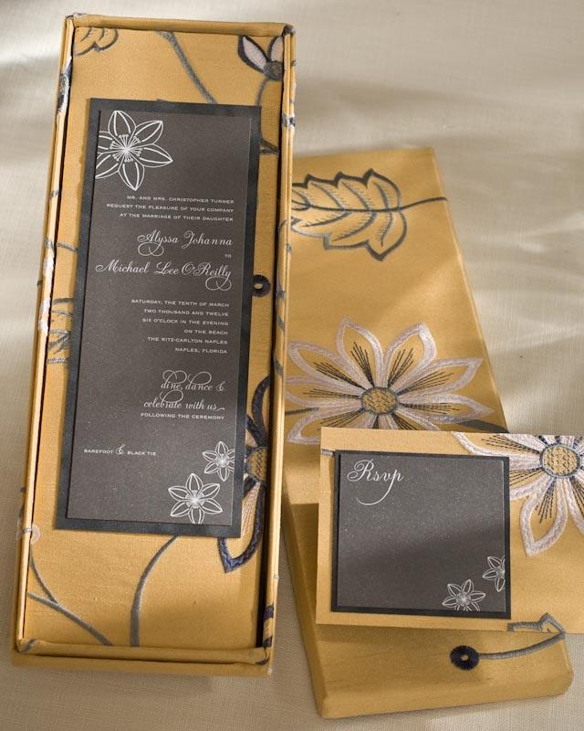 Carlton Cards Wedding Invitations: Guest Post: Andrea Liss Of Hannah Handmade