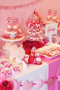 valentine's day treat bar