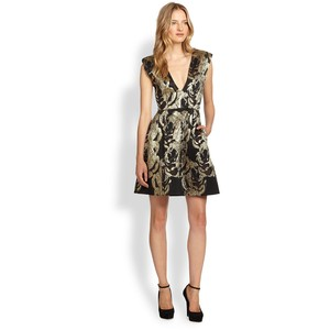 alice and olivia cocktail dres