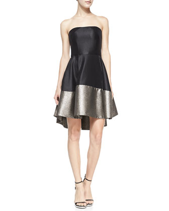 black halo dress neiman marcus