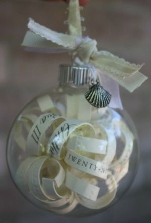 The Event Group, Pittsburgh, wedding gift ideas, personalized dates, custom ornament