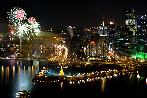 New Years Eve Pittsburgh