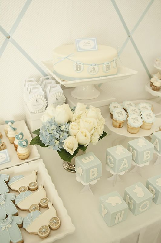 The Event Group | Pittsburgh, PA | Event Planner | Boy Baby Shower