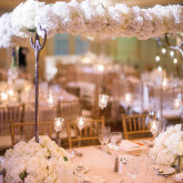 Elegant formal traditional wedding | Omni William Penn, Pittsburgh | The Event Group, Pittsburgh Wedding and Event Planners