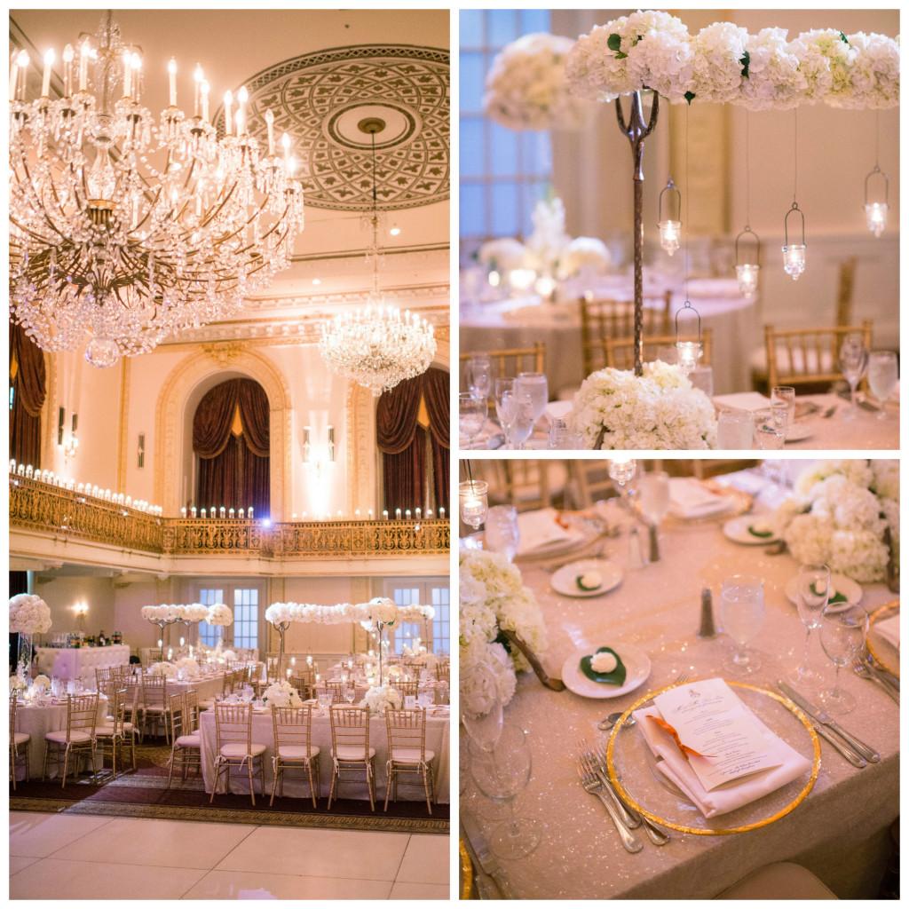 Classic White Wedding 2015