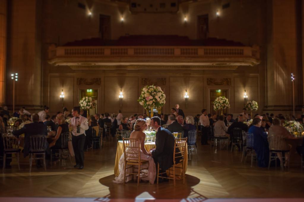 The Wedding of Meredith and Greg