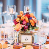 Colorful Fall Wedding at the Andy Warhol Museum | The Event Group | Pittsburgh | Wedding Planner | Veronica Varos Photography