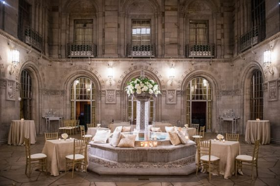 Gold and Ivory Wedding Celebration | The Event Group | Wedding Planner | Elizabeth Craig Photography | Pittsburgh