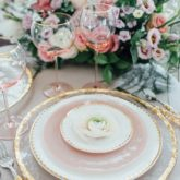 Frick Building Styled Shoot | Blush | La Vie en Rosé | The Event Group | Eva Lin Photography