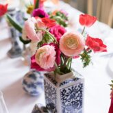 The Event Group | Pennsylvania Wedding | Patricia Lyons Photography | Chinoiserie Chic Wedding | Blue and White Wedding | Colorful Wedding